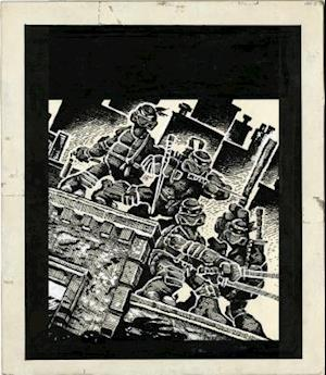 Bog, hardback Teenage Mutant Ninja Turtles Artisan Edition af Peter Laird, Kevin Eastman