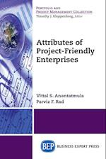 Attributes of Project-Friendly Enterprises