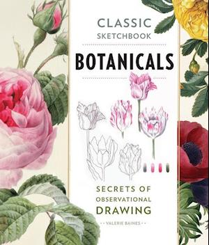 Bog, paperback Classic Sketchbook: Botanicals af Valerie Baines
