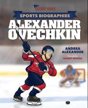 Bog, hardback Glory Days Press Sports Biographies af Andrea Alexander