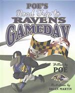 Poe's Road Trip to Ravens Gameday