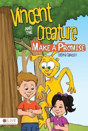 Vincent and the Creature Make a Promise af Elena Capuccio