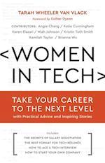Women in Tech af Tarah Wheeler Van Vlack