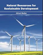 Natural Resources for Sustainable Development