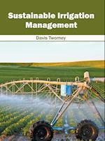 Sustainable Irrigation Management