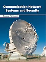 Communication Network Systems and Security