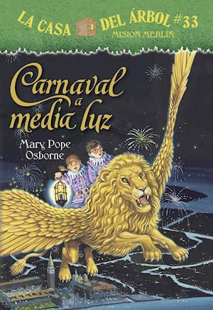 Bog, paperback Carnaval a Media Luz af Mary Pope Osborne