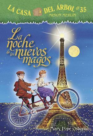 Bog, paperback La Noche de Los Nuevos Magos af Mary Pope Osborne