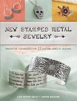 New Stamped Metal Jewelry af Lisa Niven Kelly, Taryn McCabe