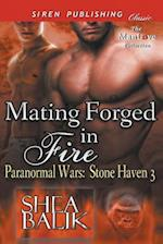 Mating Forged in Fire [Paranormal Wars af Shea Balik