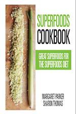 Superfoods Cookbook af Margaret Parker, Thomas Sharon