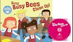 Busy, Busy Bees Clean Up! (School Time Songs)