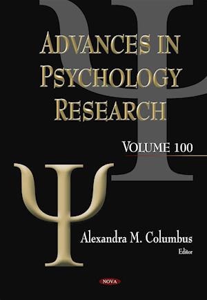 Advances in Psychology Research af Alexandra M. Columbus