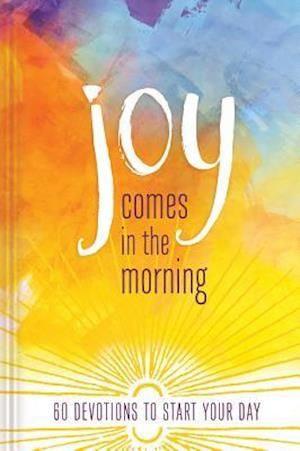 Bog, hardback Joy Comes in the Morning Devotional af Ellie Claire