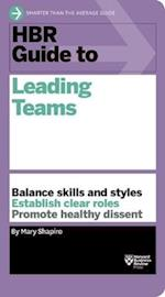 HBR Guide to Leading Teams af Mary Shapiro