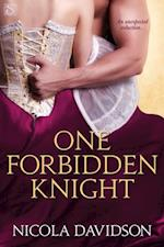 One Forbidden Knight af Nicola Davidson