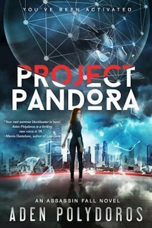 Bog, paperback Project Pandora af Aden Polydoros