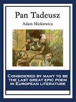 Pan Tadeusz af Adam Mickiewicz