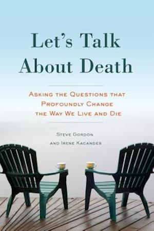 Let's Talk About Death af Steve Gordon