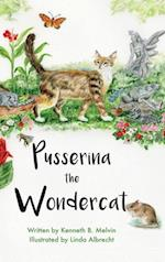 Pusserina the Wondercat