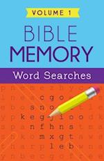 Bible Memory Word Searches (nr. 1)