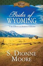 Brides of Wyoming (50 States of Love)