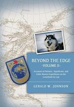 Beyond the Edge, II