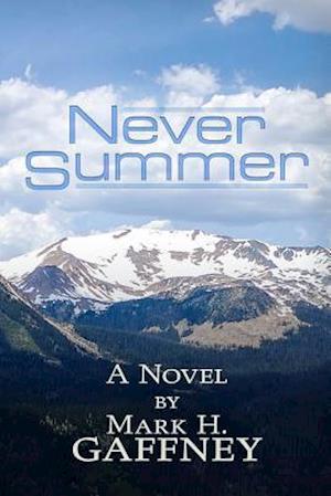 Bog, paperback Never Summer af Mark Gaffney