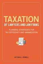 Taxation of Lawyers and Law Firms