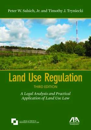 Bog, paperback Land Use Regulation af Peter W. Salsich Jr, Timothy J. Tryniecki