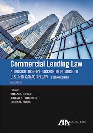 Bog, paperback Commercial Lending Law