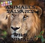 Animales Salvajes /Wild Animals (First Words)