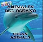 Animales Del Oceano /Ocean Animals (First Words)