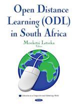 Open Distance Learning (Odl) in South Africa af Moeketsi Letseka