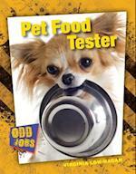 Pet Food Tester (Odd Jobs)