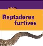 Reptadores Furtivos (Slinky Sliders) (Adivina Guess What)