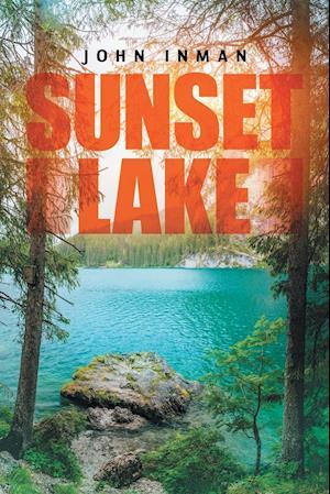Sunset Lake af John Inman