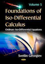 Foundations of ISO-Differential Calculus af Svetlin Georgiev