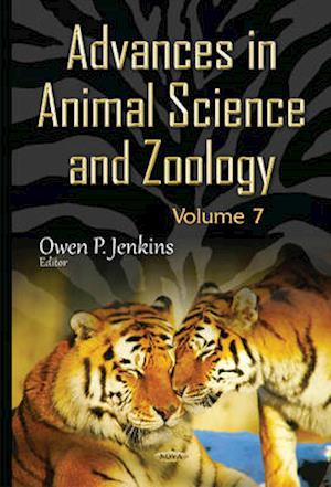 Advances in Animal Science & Zoology af Owen P. Jenkins