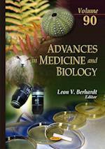 Advances in Medicine & Biology af Leon V. Berhardt