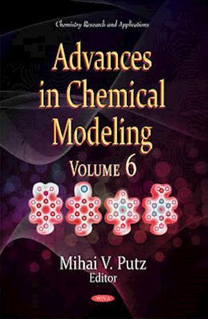 Bog, hardback Advances in Chemical Modeling af Mihai V. Putz