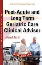 Post-Acute & Long Term Geriatric Care Clinical Advisor af Jochanan E. Naschitz
