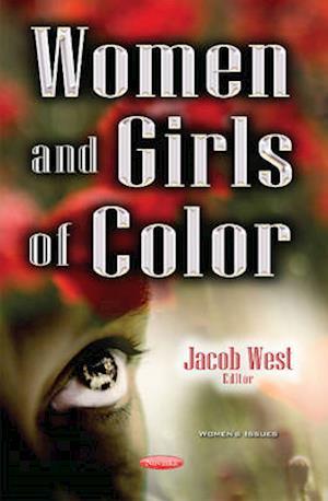 Bog, hardback Women & Girls of Color af Jacob West