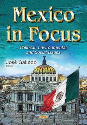 Bog, paperback Mexico in Focus af Jose Galindo