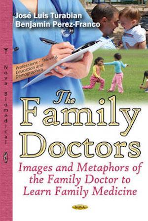 Bog, hardback Family Doctors af Jose Luis Turabian