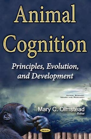 Bog, hardback Animal Cognition af Mary C. Olmstead