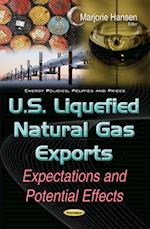 U.s. Liquefied Natural Gas Exports (Energy Policies, Politics and Prices)