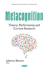 Metacognition (Perspectives in Cognitive Psychology)