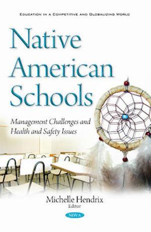 Bog, paperback Native American Schools af Michell Hendrix