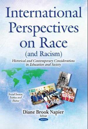 Bog, paperback International Perspectives on Race (& Racism) af Diane Brook Napier